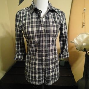 Plaid Button Down Bundle